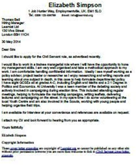 Cover Letters Sample Cover Letter, No Work Experience
